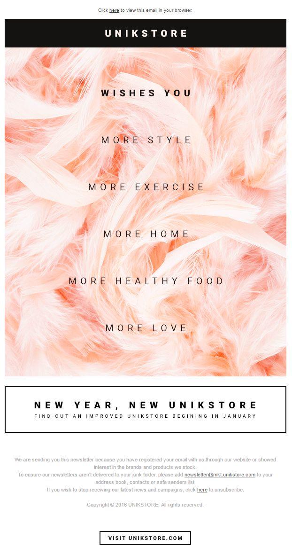 Happy New Year January 2016