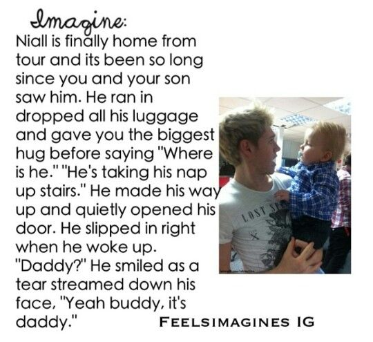 Stop it! Stop! Im going to cry.  Too late.  Niall is my dream guy.  This isnt even funny i want this to happen so bad