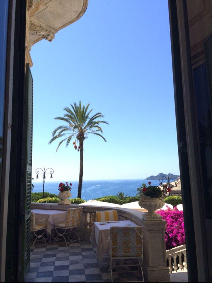 Imperiale Palace Hotel in Portofino Italy