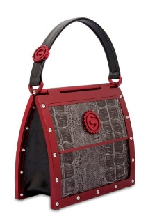 """GYRstyle Handbag - """"Incite"""" - Be strong. Dominate the attention in the room. And they love you for it."""