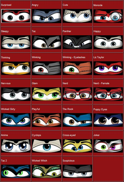Eyeshades  Custom eyes for your car by ArtisticReflection on Etsy, $155.00