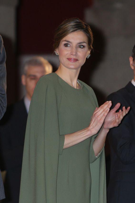 King Felipe and Queen Letizia  attend 2016 Innovation and Design Awards in Alcala de Henares