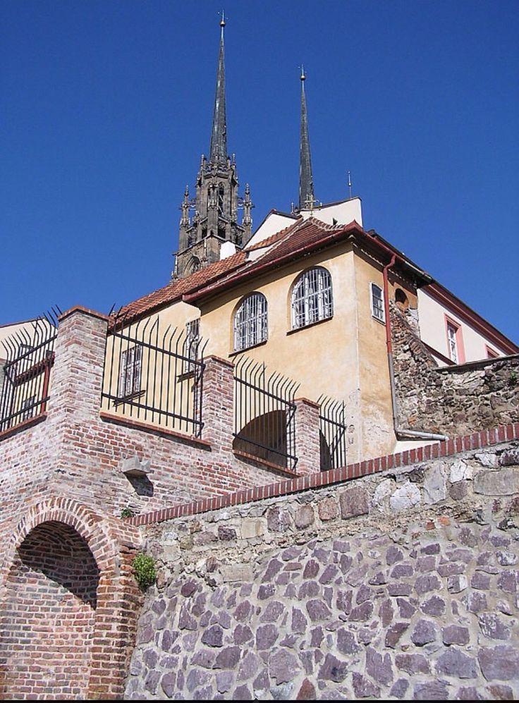 Brno - Petrov (South Moravia), Czechia