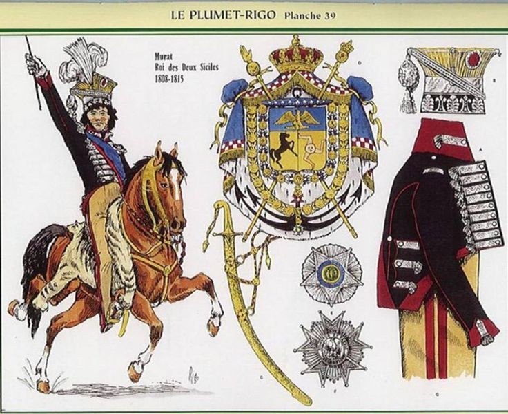 General Murat The famous Cavalry Commander