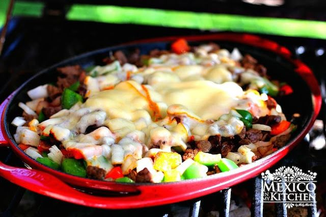 Tacos De Alambre Recipe Authentic Mexican Recipes Mexican Food Recipes Alambre Recipe Food