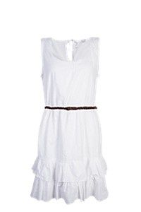 ANGLAISE TIERED SUNDRESS