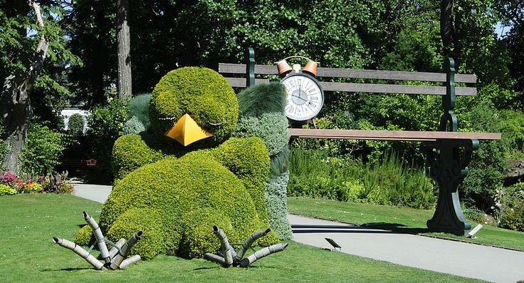 Must see in Nantes: Jardin des Plantes
