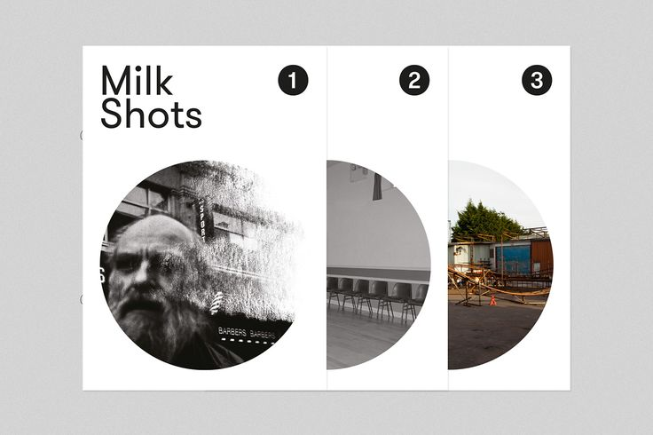 Milk Shots on Behance