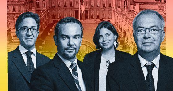 El equipo español del presidente de Francia / @mikelemora + @elpaissemanal | #politiquerio