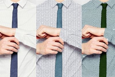 Elementary, a pattern collection for men's fashion - The Style Paper