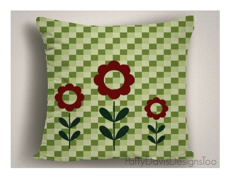 Decorative Throw Pillow Two Sided Washable Nursery Child S Room Any