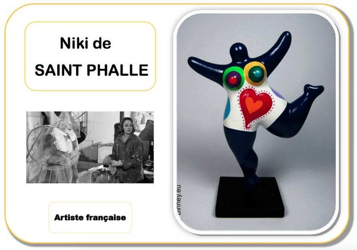 134 best niki de saint phalle l 39 cole images on pinterest petite sect - Les nanas de niki de saint phalle ...