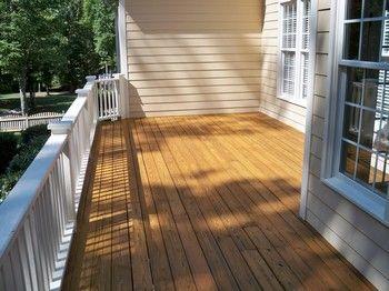 Armstrong Clark Stain in Cedar Tone  Colors  Cedar deck