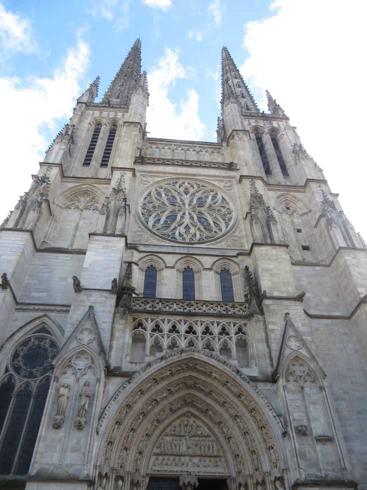 Iglesia en Bordeux