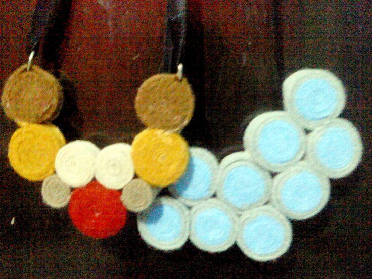 Necklace Felt #2