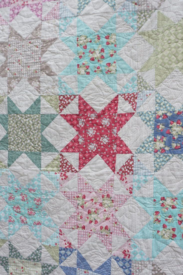 2784 best A Quilt - 4th Board images on Pinterest | Pointe shoes ... : easy star quilt - Adamdwight.com