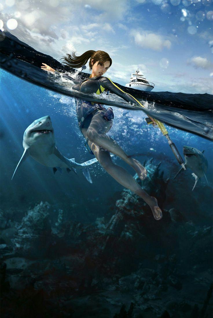 Tomb Raider Underworld - (2008) - Crystal Dynamics - Eidos interactive