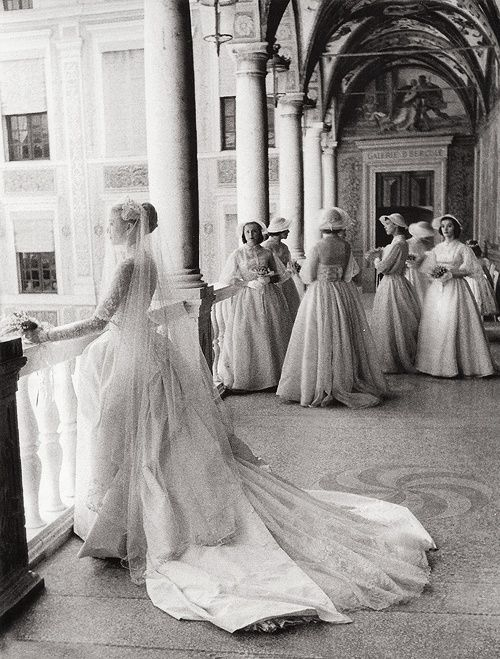 ... Grace Kelly Wedding sur Pinterest  Mariage Civil, Mariages et Grace