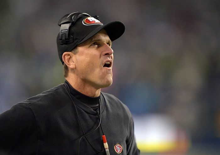 Oakland Raiders RUMORS: Jim Harbaugh Trade Possible, 49ers Coach Would Love Returning To OAK As Reports Of Distrust In Locker Room Surface http://www.hngn.com/articles/44866/20141006/oakland-raiders-rumors-jim-harbaugh-trade-possible-49ers-coach-love.htm