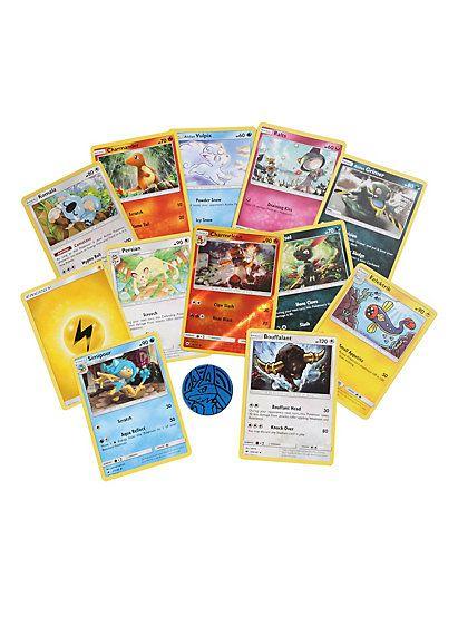 Pokemon Trading Card Game: Sun & Moon Burning Shadows Coin Booster PackPokemon Trading Card Game: Sun & Moon Burning Shadows Coin Booster Pack,