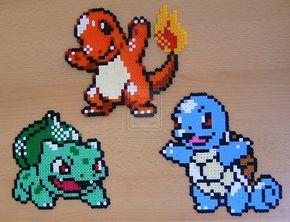 Pokemon sprite bead 4 by ~Chiki012 on deviantART