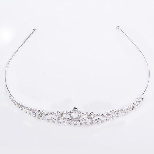 ♥ Kristall Strass Haarreifen Diadem Tiara Krone Braut Neu TOP ♥  Ansehen: http://www.brautboerse.de/kristall-strass-haarreifen-diadem-tiara-krone-braut-neu-top/   #Brautkleider #Hochzeit #Wedding
