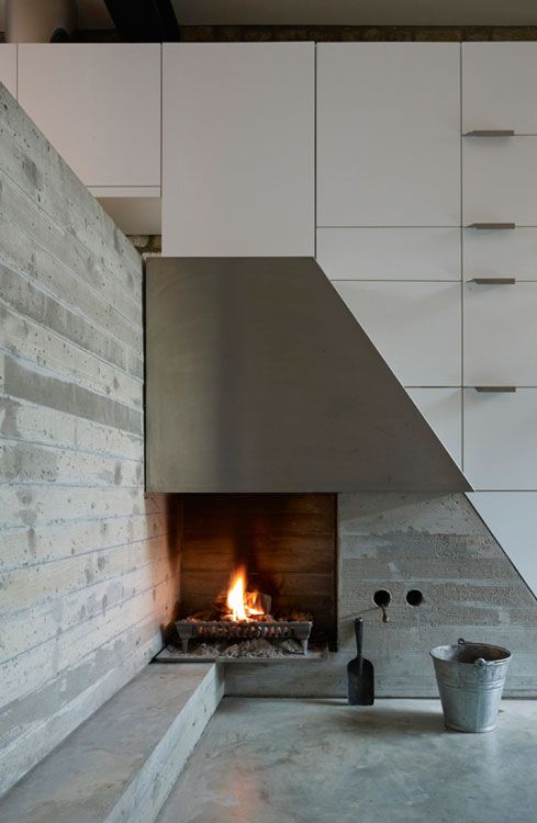 Modern Architectural Fireplaces 665 best fireplaces images on pinterest | fireplace design