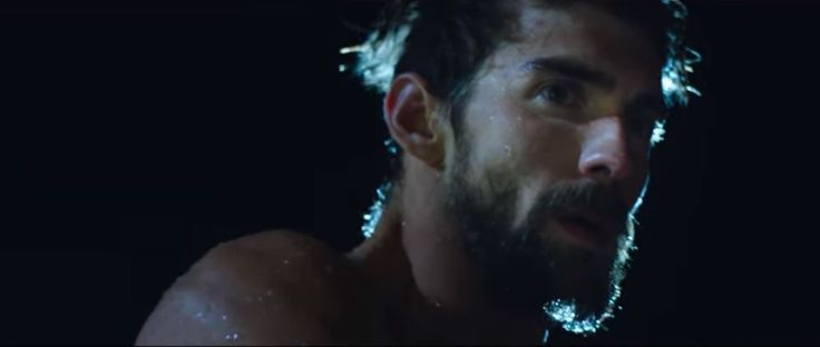 Michael Phelps started crying when he saw his stunning new Under Armour commercial