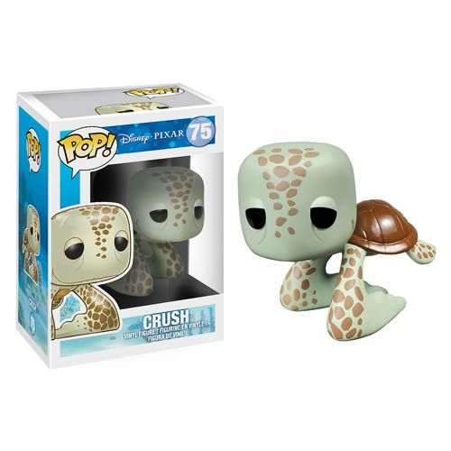 Finding Nemo Crush Disney Pop! Vinyl Figure - Funko - Finding Nemo - Vinyl Figures at Entertainment Earth