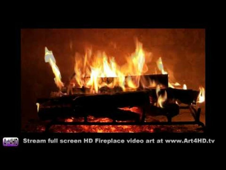 Free Fireplace Screensaver for TV | ... TV Screensaver Now! 60 minute Fireplace screensaver Filmed in 1080 HD