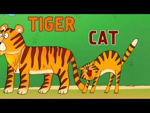 Развивающие мультфильмы - Английский язык для малышей - YouTube