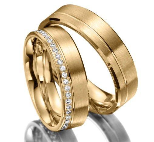 Alianças Suiça ♥ Casamento e Noivado em Ouro 18K - Reisman - Reisman Alianças