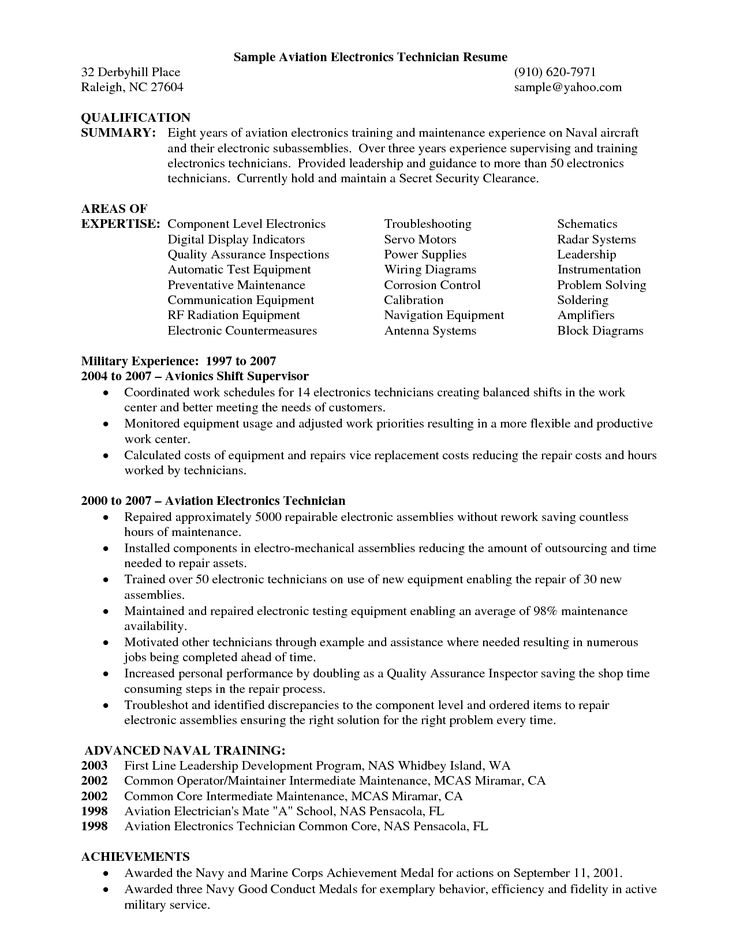 security test engineer sample resume food and beverage attendant - electronic repair technician resume