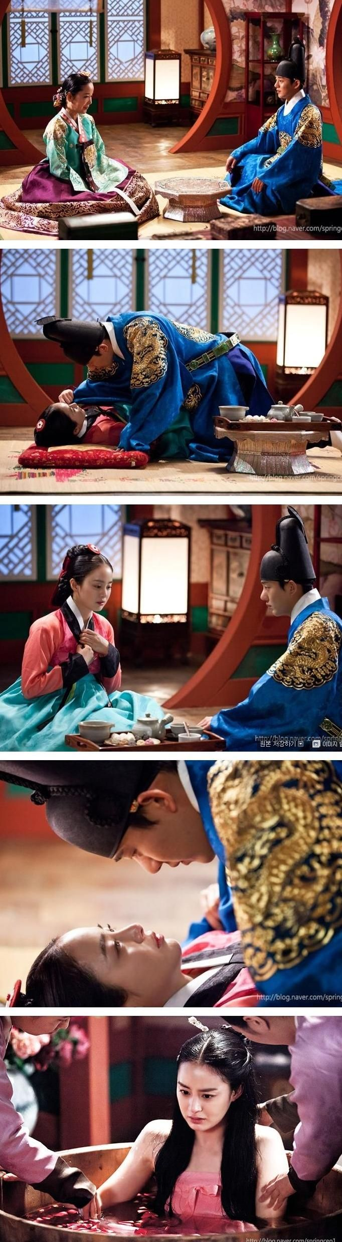 Jang Ok-jeong (장옥정) Love or Lust, there is only a thin line between them or not ?