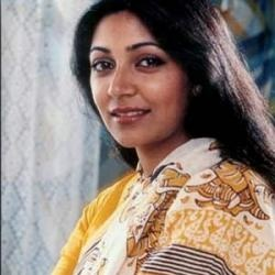 Deepti Naval, (born Feb 3, 1952) is an Indian film actor, director, writer, painter and photographer. A multi-faceted personality, her major contribution has been in the area of art cinema, winning critical acclaim for her sensitive and 'close to life' characters that emphasized the changing role of women in India.
