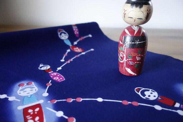 nice Episode 3: The Bold Beauty of Japanese Yukata Fabrics