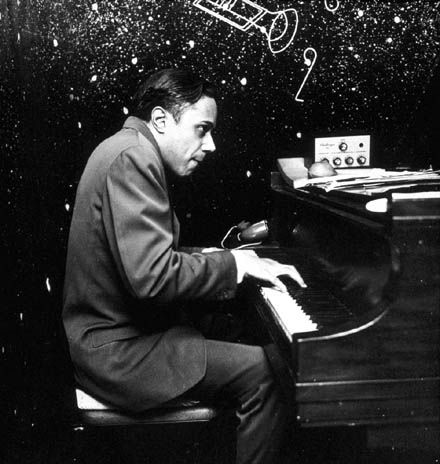 """""""Jazz is not background music. You must concentrate upon it in order to get the most of it."""" - Horace Silver"""
