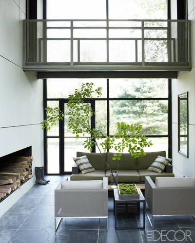 Field Notes Sitting Area Architecture Design And Armchairs