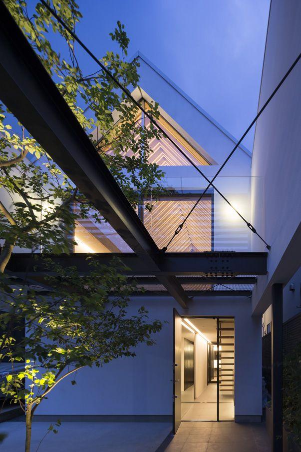 ark house, mitaka tokyo 東京都杉並区, 三鷹市, 東京