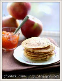 Placki śniadaniowe z kaszy jaglanej