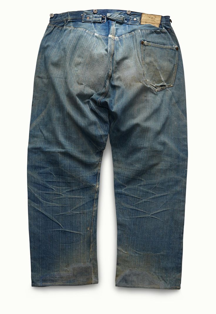 The 1890 501 Jean Was The First Style Created After The