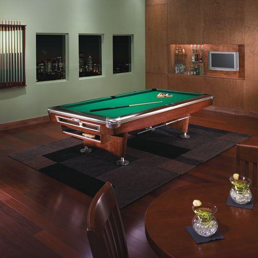 Gold Crown V by Brunswick Billiards