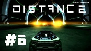 In this episode of Let's Play Distance we try out some awesomely made community levels.  Distance (Beta) describes itself as a survival racing game where you boost, jump, and fly your way through different areas. Join me for a let's play as I explore this world.