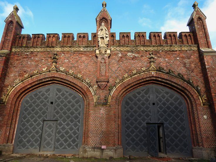 Калининград (Кёнигсберг). Часть 7: Внутреннее кольцо от Фридландских ворот до моста: varandej