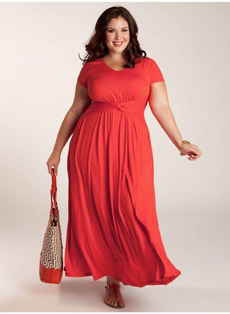 Ladies plus size maxi dresses uk