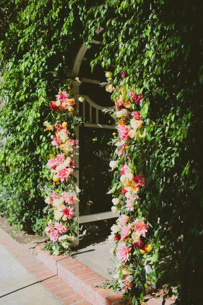 Colorful Orange California Wedding: http://www.stylemepretty.com/california-weddings/orange-county/2014/04/21/colorful-orange-ca-wedding/ | Photography: Rachel McCauley - http://rachelmccauley.com/