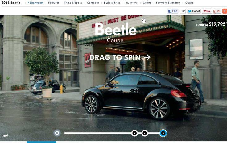 51 best Volkswagen Beetle images on Pinterest | Volkswagen beetles