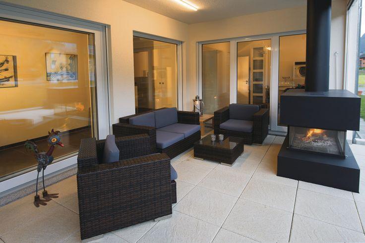 Individueller Wohnkomfort auch draußen