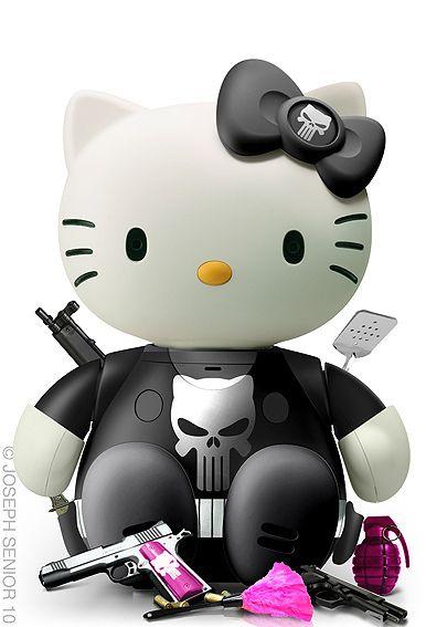 Hello kitty pop
