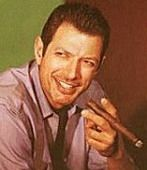 Jeff Goldblum, another dream guest, yes :)